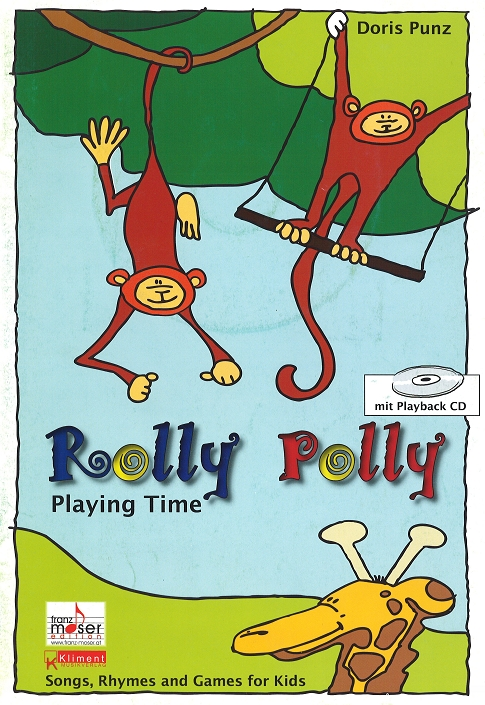 Rolly Polly Playing Time - klik voor groter beeld
